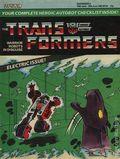 Transformers Magazine (1984 UK) 20