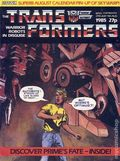 Transformers Magazine (1984 UK) 23