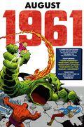 Marvel August 1961 Omnibus HC (2021 Marvel) 1B-1ST
