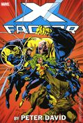 X-Factor Omnibus HC (2021 Marvel) By Peter David 1A-1ST