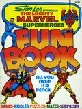 Mighty Marvel Superheroes Fun Book SC (1976 Fireside) 1-REP