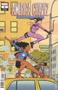 America Chavez Made in the USA (2020 Marvel) 5B
