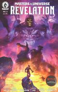 Masters of the Universe Revelation (2021 Dark Horse) 2A