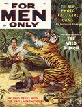 For Men Only Magazine (1954-1977) Vol. 4 #10
