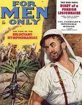 For Men Only Magazine (1954-1977) Vol. 5 #4