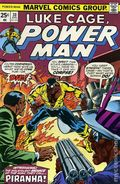 Power Man and Iron Fist (1972) Mark Jewelers 30MJ