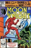 Moon Knight (1980 1st Series) UK Edition 13UK