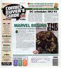 Comics Buyer's Guide (1971) 1493