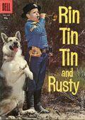 Rin Tin Tin (1954-1957 Dell) 18-15C