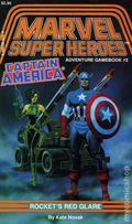 Marvel Super Heroes Adventure Gamebooks PB (1986-1988 TSR) 2A-1ST