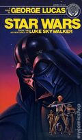 Star Wars From the Adventures of Luke Skywalker PB (1976 Ballantine Novel) 1-1ST