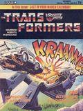 Transformers Magazine (1984 UK) 12