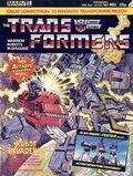 Transformers Magazine (1984 UK) 1