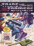 Transformers Magazine (1984 UK) 25
