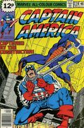 Captain America (1968 1st Series) UK Edition 228UK