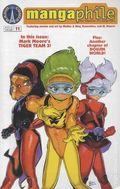 Mangaphile (1999) 11