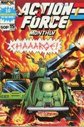 Action Force Monthly (UK 1988-1989 Marvel) 15
