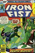 Iron Fist (1975 1st Series) UK Edition 6UK