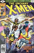 Uncanny X-Men (1963 1st Series) Mark Jewelers 126MJ