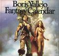 Boris Vallejo Fantasy Calendar (1979-1999 Workman) YR:1980