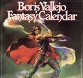 Boris Vallejo Fantasy Calendar (1979-1999 Workman) YR:1981
