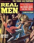 Real Men Magazine (1956-1975 Stanley Publications Inc.) Vol. 1 #10