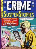 Crime Suspenstories HC (1983 Russ Cochran) The Complete EC Library 1-1ST