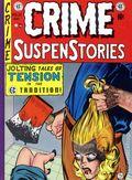 Crime Suspenstories HC (1983 Russ Cochran) The Complete EC Library 4-1ST