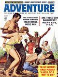 Adventure (1910-1971 Ridgway/Butterick/Popular) Pulp Aug 1962