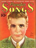 Popular Songs (1935 Dell Publishing) Magazine Vol. 2 #1