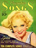 Popular Songs (1935 Dell Publishing) Magazine Vol. 1 #8
