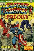 Captain America (1968 1st Series) UK Edition 171UK