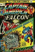 Captain America (1968 1st Series) UK Edition 178UK