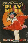 Children's Playmate Magazine (1929 A.R. Mueller) Vol. 13 #6