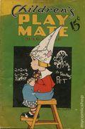 Children's Playmate Magazine (1929 A.R. Mueller) Vol. 13 #4