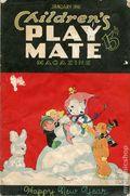Children's Playmate Magazine (1929 A.R. Mueller) Vol. 12 #8