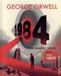 1984 HC (2021 Houghton Mifflin) The Graphic Novel 1-1ST