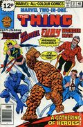 Marvel Two-in-One (1974 1st Series) UK Edition 51UK