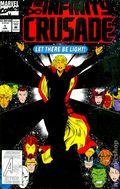 Infinity Crusade (1993) DF Signed Set (#1-6) SET