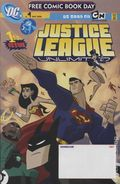 Justice League Unlimited FCBD (2006) 1
