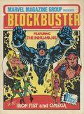 Blockbuster (1981) Marvel UK Magazine 1