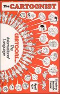 Cartoonist Reuben Awards Program 1972