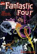 Fantastic Four The Trial of Galactus TPB (1989 Marvel) 1-REP