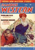 Famous Western (1937-1960 Columbia Publications) Pulp Vol. 16 #4