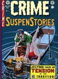 Crime Suspenstories HC (1983 Russ Cochran) The Complete EC Library 5-1ST