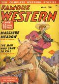 Famous Western (1937-1960 Columbia Publications) Pulp Vol. 13 #2