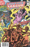 Justice League of America (1960 1st Series) Mark Jewelers 219MJ