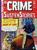 Crime Suspenstories HC (1983 Russ Cochran) The Complete EC Library 2-1ST