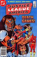 Justice League of America (1960 1st Series) Mark Jewelers 222MJ