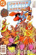 Justice League of America (1960 1st Series) Mark Jewelers 223MJ